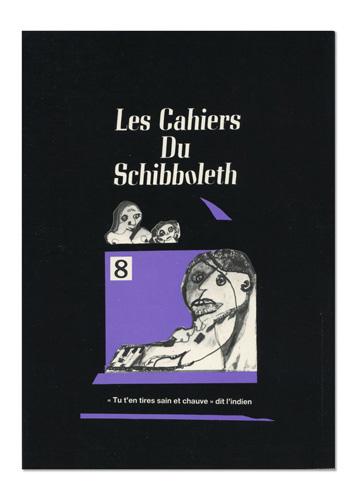 Les Cahiers du Schibboleth n°8